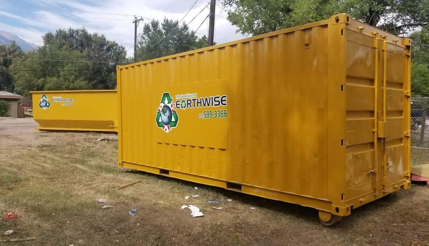 Roll Off Dumpsters in Colorado Springs