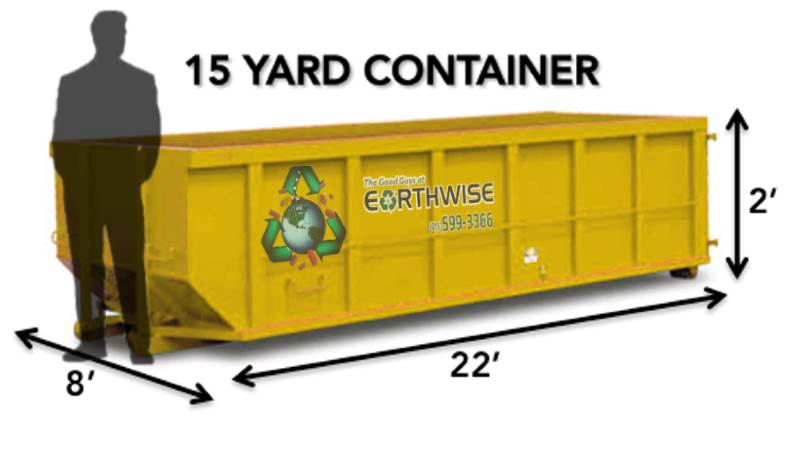 1515 yard dumpster rental colorado springs